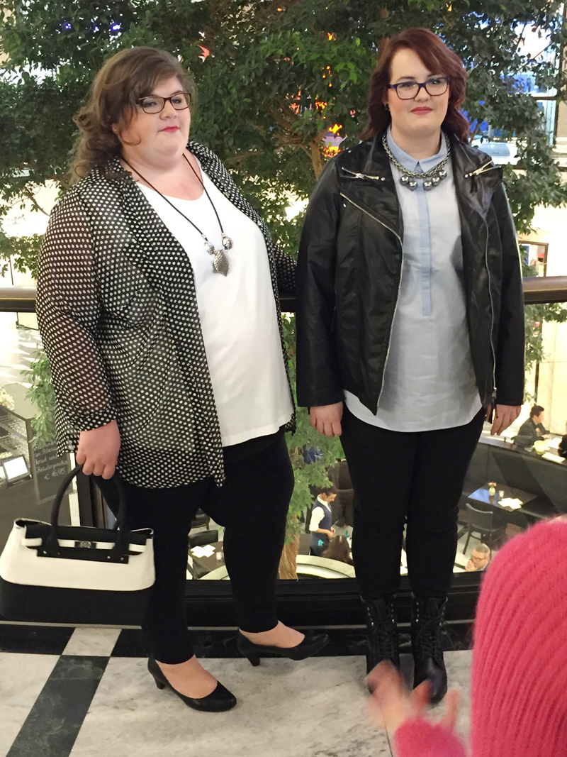 Plus Size Blogger Umstyling