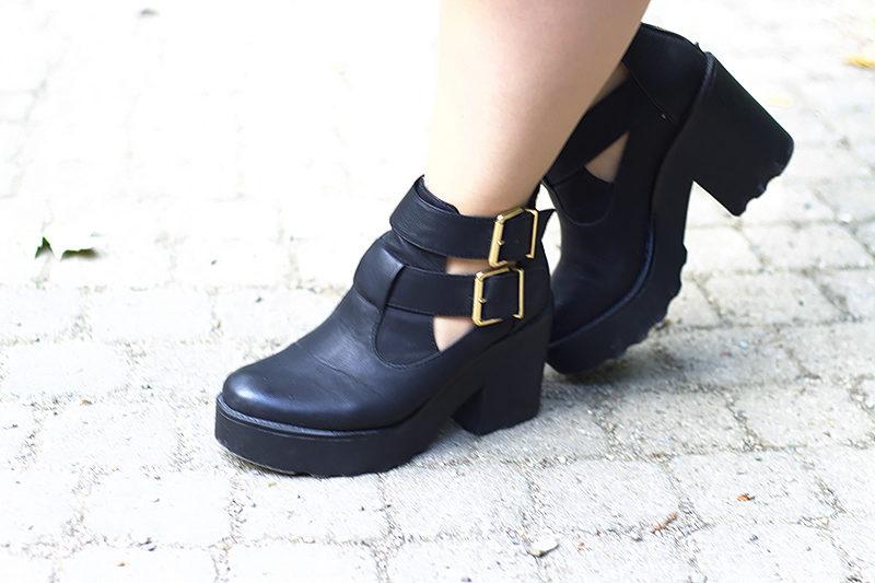 Plattform Schuhe