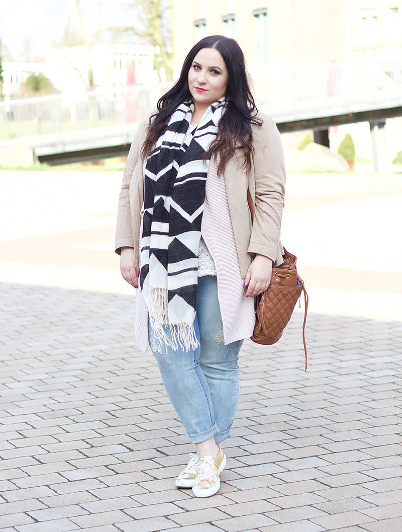Plus Size Zwiebellook