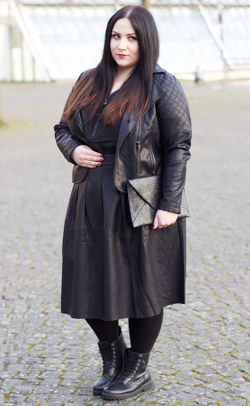 leder outfit