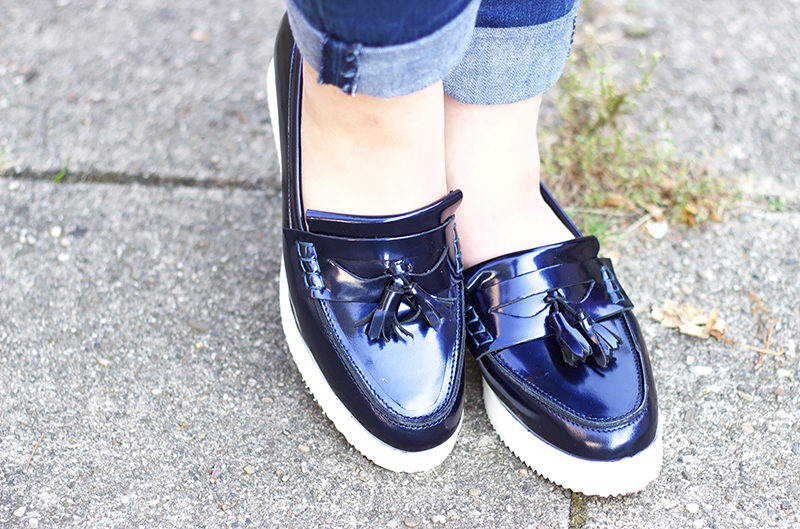 Outfit Schuhe