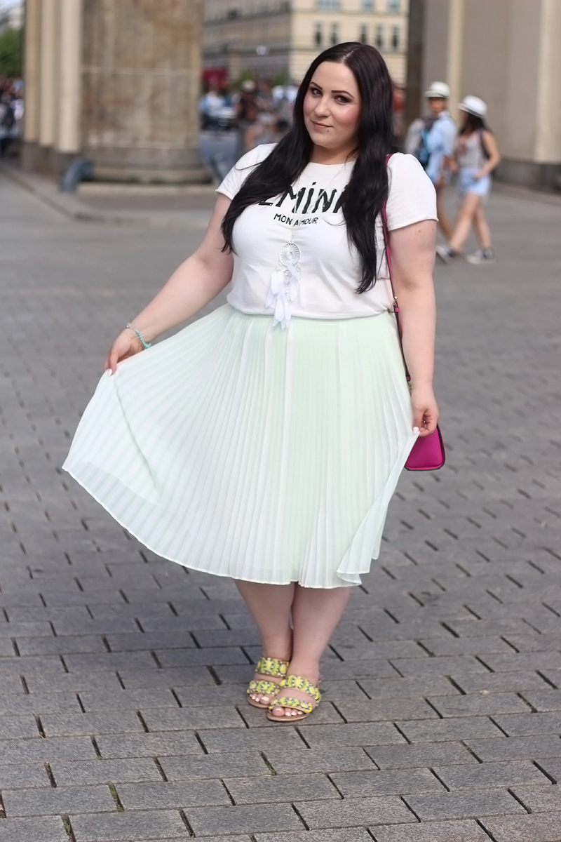 Plus Size Sommer Outfit