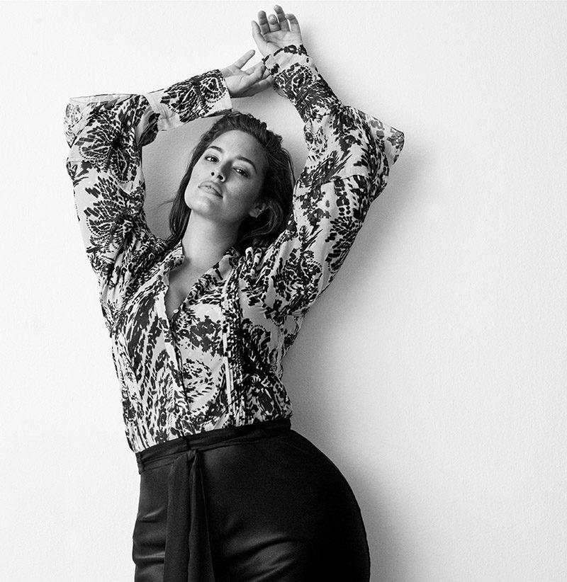 Ashley Graham für H&M STUDIO KOLLEKTION 2016